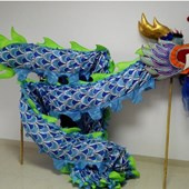 Chinese Dragon Costume